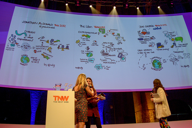 TNW was a 'huge' succes