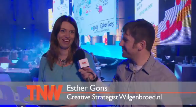 TNW2013; an interview with the official graphic facilitator